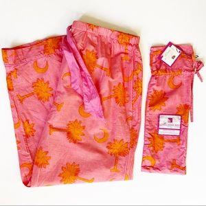 Malar Bay Cotton Capri Pajamas